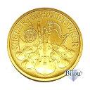 オーストリア ウィーン金貨 1オンス 未使用品 24K 24金 純金 31.1g 送料無料