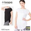 【送料無料メ】ヨガウェア トップス Tシャツ★[Loopa]...