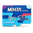 MIXZA 128GB Micro SD カード Class10 高速規格 UHS-1対応 MicroSDXC メモリカード 動画撮影 MicroSD Card デジタルカメラ Android スマートフォン タブレット対
