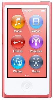 Apple iPod nano 16GB ピンク MD475J/A  第7世代