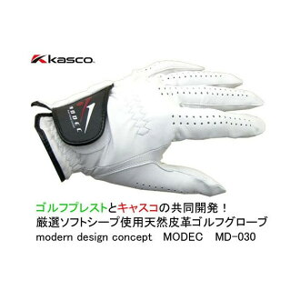 Cass co-golf glove MODEC モデック MD-030 fs3gm