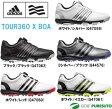 【即納!】【日本仕様】アディダス TOUR360 X BOA ゴルフシューズ[adidas ツアー ボア]