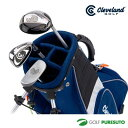 クリーブランド ゴルフ Jr.クラブセット SMALL SET(フェアウェイウッド、アイアン#7、パター+バッグ)[日本仕様][Cleveland Golf]【■D■】