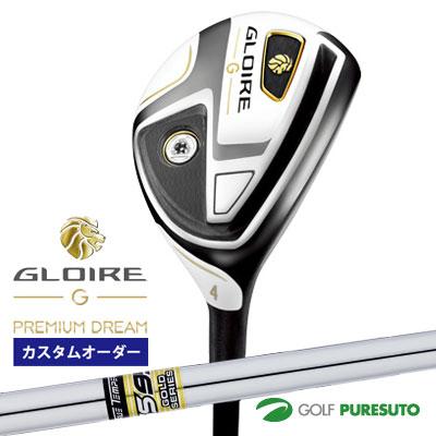 【カスタムオーダー】テーラーメイド GLOIRE G Rescue GS 95 スチールシャフト[日本仕様][グローレ]【■Tay■】 【2015年11月発売】