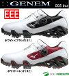 【即納!】ミズノ ジェネム005 ボア ゴルフシューズ メンズ 51GM1501**【EEE】[Mizuno GENEM 3E boa 靴]