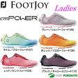 【即納!】【レディース 女性】フットジョイ ゴルフシューズ エンパワー 980** 日本正規品 スパイクレス[Foot joy empower 女性用 ボア boa]