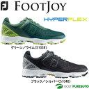 フットジョイ ゴルフシューズ メンズ ハイパーフレックス 日本正規品 510** [footjoy golf HYPERFLEX 靴]【■Ac■】