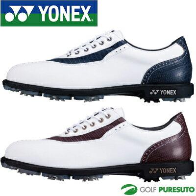 ヨネックス パワークッション002 ゴルフシューズ メンズ SHG-002 [YONEX POWER CUSHION002 靴]【■Yo■】