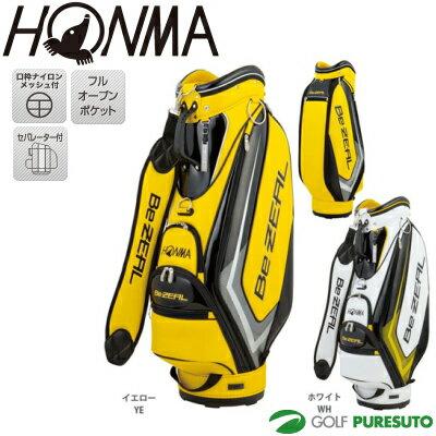 本間ゴルフ ビジール 9型 キャディバッグ CB-1608  [HONMA ホンマゴルフ TOUR WORLD Be ZEAL]【■Ho■】 【ネームプレート刻印無料】