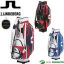 【即納!】J.リンドバーグ ゴルフ 9型 キャディバッグ JL-013 [J.LINDBERG]
