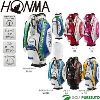 本間高爾夫巡迴賽世界 9 英寸的高爾夫球袋 CB-1607年本間高爾夫高爾夫世界巡迴賽 Pro 副本模型