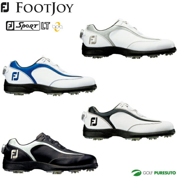 【即納!】フットジョイ ゴルフシューズ SPORT LT boa 日本正規品 532**[footjoy golf スポーツ ボア 靴]【対応】 【2016年10月発売!】