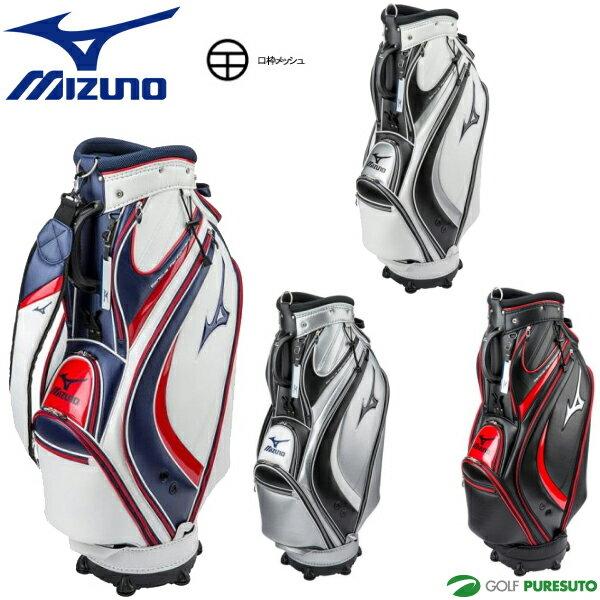 【即納!】ミズノ ライトスタイル BIG LIGHTキャディバッグ 5LJC170500 [Mizuno Golf LIGHT STYLE]【対応】 【2017年モデル】【ネームプレート刻印無料!】