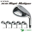 リンクス マジックマリガン ウェッジ オリジナルカーボンシャフト[Lynx magic mulligan]【■Ly■】
