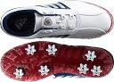 【即納!】【日本仕様】アディダス ゴルフシューズ メンズ ピュアメタルボアプラス WI941 [adidas pure metal Boa PLUS 靴]【あす楽対応】