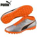 【即納!】プーマ PUMA ワン 4 SYN TT サッカースパイク メンズ 104751 フットサル フットボール【あす楽対応】