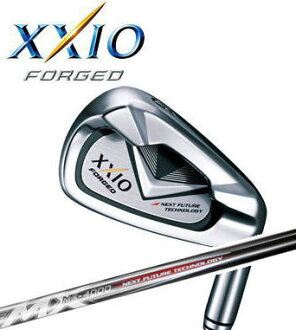 XXIO Forged Iron 6 pieces Set (#5 - #9,PW) XXIO MX4000 Graphite Shaft [DUNLOP, Japanese Golf Club]
