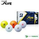 ブリヂストンゴルフ TOUR B JGR ゴルフボール 1ダ...