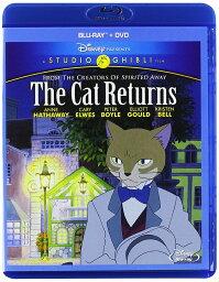 猫の恩返し [Blu-ray] ≪北米版≫ (2枚組Blu-ray/DVDコンボ) (オリジナル日本語・英語) 並行輸入