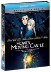 ハウルの動く城 [Blu-ray] ≪北米版≫ (2枚組Blu-ray/DVDコンボ) (オリジナル日本語・英語) 並行輸入
