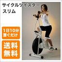 サイクルツイスタースリム【送料無料/エアロバイク/フィットネスバイク/WT550】[※代引