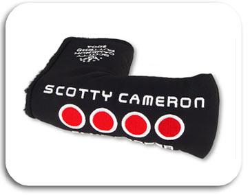 送料無料!★スコッティーキャメロン ヘッドカバー 2004 SCOTTY CAMERON 2004 CLUB CAMERON MEMBER HEADCOVER  魅力的
