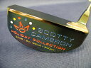 ブラックパールデルマー3.5SCOTTY CAMERON 2006 HOLIDAY DELMAR 3.5 PUTTER