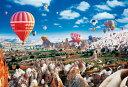 風景 1000ピース ジグソーパズル 世界遺産 カッパドキア~神秘の奇岩群~マイクロピース (26x