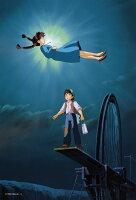 ジブリ 天空の城ラピュタ 300ピース ジグソーパズル 天空の城ラピュタ 空から降りてきた少女 (26x38cm)(300-227)[エンスカイ] t103