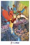【あす楽】ジグソーパズル 1000ピース ジブリ 天空の城ラピュタ 飛行石の力(50x75cm)(1000-225) エンスカイ 梱80cm t101