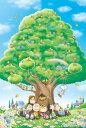 PEANUTS 300ピース ジグソーパズル PEANUTS 大きな樹 (26x38cm)(48-733)[アポロ社] t107