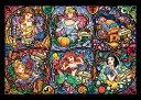ディズニー ディズニープリンセス 108ピース ブリリアント プリンセス (18.2cmx25.7cm)(D-108-987)[テンヨー] t103