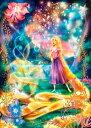 ディズニー 塔の上のラプンツェル 500ピース ジグソーパズル 塔の上のラプンツェル 輝く魔法の髪(35x49cm)(D-500-442)[テンヨー] t105