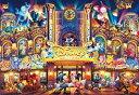 ディズニー ミッキーマウス 500ピース ジグソーパズルステンドアート ディズニー ディズニードリームシアター ぎゅっとシリーズ(25x36cm)(DSG-50...