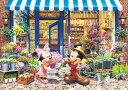 1000ピース ジグソーパズル 世界最小 ディズニー ミニーのフラワーショップ(29.7x42cm)(DW-1000-393)[テンヨー] t102