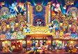・【あす楽】【お買い物マラソン】ディズニー オールキャラクター 1000ピース ジグソーパズル ディズニードリームシアター(51x73.5cm)【30%OFF】(D-1000-410)[テンヨー] t107