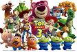 ディズニー トイストーリー 204ピース ジグソーパズル プチ トイ・ストーリー3 キャラクター大集合! スモールピース(10x14.7cm)(98-530)[やのまん] t105