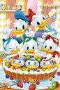 ディズニー ミッキーマウス 204ピース ジグソーパズル ディズニー パズルプチハッピー・タルト スモールピース(10x14.7cm)(98-577)[やのまん] t103