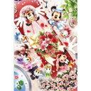ディズニー ミッキーマウス 500ピース ジグソーパズル ディズニー ステンドアート しあわせのブーケトス ぎゅっとシリーズ(25x36cm)(DSG-500-438)[テンヨー] t101