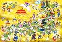 ディズニー ミッキーマウス 500ピース ジグソーパズル ディズニー ファンタスティックジャパン(35x49cm)(D-500-447)[テンヨー] t102