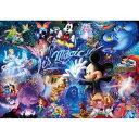 ジグソーパズル 1000ピース ディズニー It's Magic! 世界最小(29.7x42cm)(DW-1000-414) テンヨー 梱60cm t101