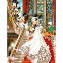 ディズニー ミッキーマウス 500ピース ジグソーパズル ディズニー プチプチ エターナルドリーム (16.5x21.5cm)(41-104)[やのまん] t102