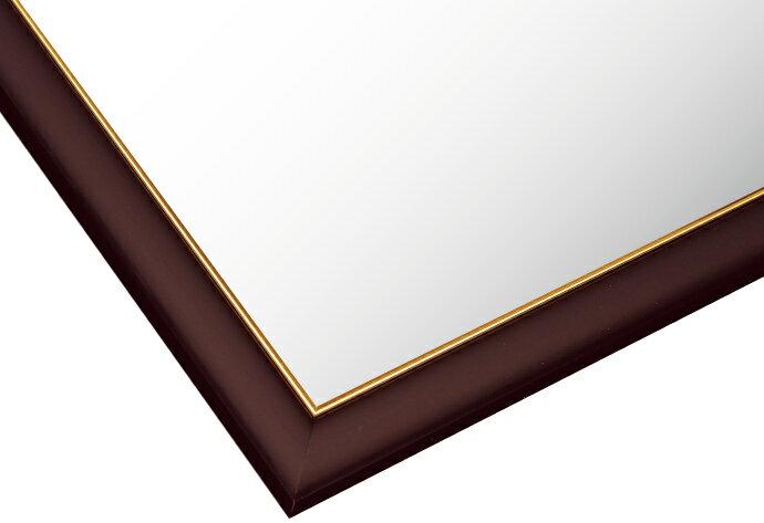 【あす楽】 ゴールドモール木製パネル ブラウン-054/5-B (38×53cm) 5-B(MP054T) ビバリー 梱120cm t107