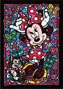 266ピース ジグソーパズル ステンドアート ディズニー ミニーマウス ステンドグラス ぎゅっとシリーズ (18.2x25.7cm)(DSG-266-754)[テンヨー] t106