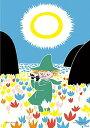 【あす楽】【アウトレット】ムーミン 108ピース ジグソーパズル プリズムアートシリーズ ムーミン 笛を吹いて (18.2x25.7cm)(...