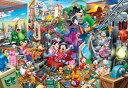 【あす楽】ディズニー ミッキーマウス 2000ピース ディズニー ミッキーのムービースタジオ ぎゅっとシリーズ(51x73.5cm)(DG-2000-617)[...