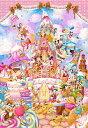 ディズニー ミッキーマウス 1000ピース ジグソーパズル ディズニー ピュアホワイト ミッキーのスイート キングダム(51x73.5cm)(DP-1000-024)[テンヨー] t101