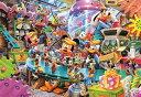 ディズニー ミッキーマウス 300ピース ジグソーパズル ディズニー ピュアホワイト ミッキーのトイファクトリー(30.5x43cm)(D-300-268)[テ...