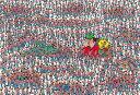 【あす楽】 1000ピース ジグソーパズル Where's Wally? ウォーリーの国(49x72cm)(31-446)[ビバリー] t103