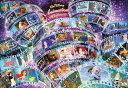 ディズニー ミッキーマウス 1000ピース ジグソーパズル ディズニー アニメーションヒストリー(51x73.5cm)(D-1000-461)[テンヨー] t1...